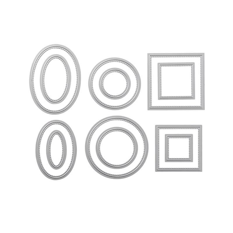 Stanzformen Stickmuster - 145372