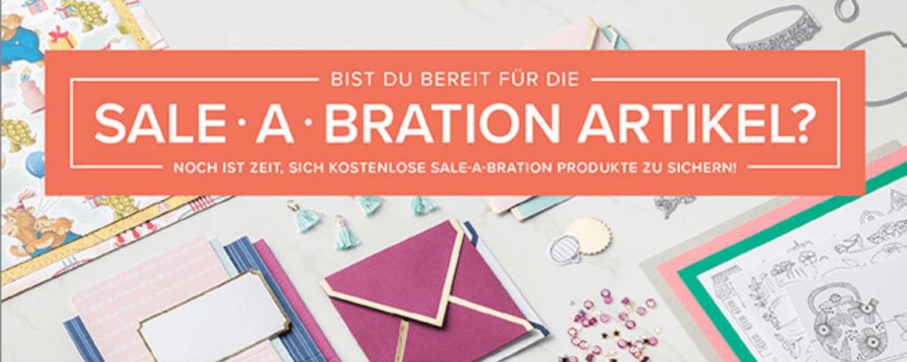 Geschenke Sale A Bration2018 Teil 3 Stampin Up abgestempelt
