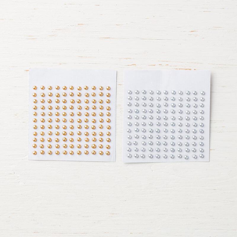 Metallic-Perlen - 146282