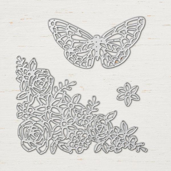Thinlits Formen Frühlingsimpressionen - 146326