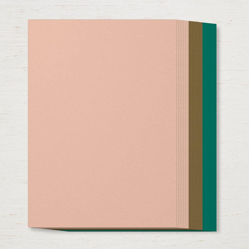 Farbkartonset Poesie der Natur - 146340