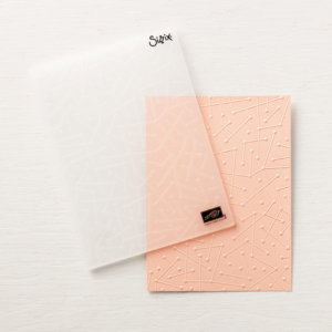 Textured Impressions Tiefen-Prägeform Streckenplan - 146822