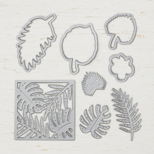 Thinlits Formen Palmengarten - 146831