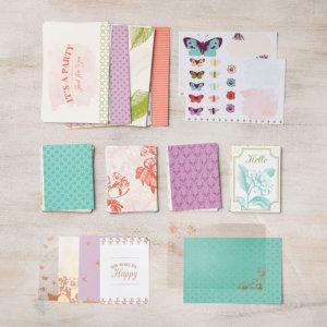 Karten-Sortiment-Erinnerungen & mehr - Teestube - 147035, 56 Karten und Aufkleber