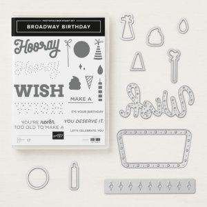 Produktpaket Broadway Birthday - 148321