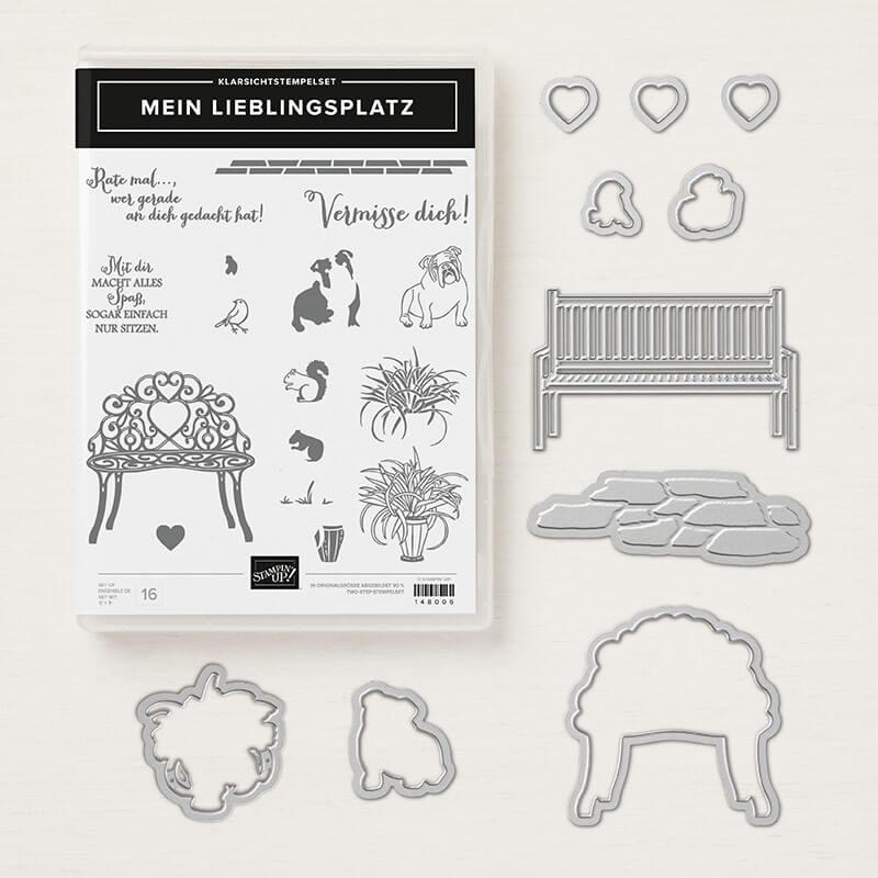 Produktpaket Mein Lieblingsplatz - 148341