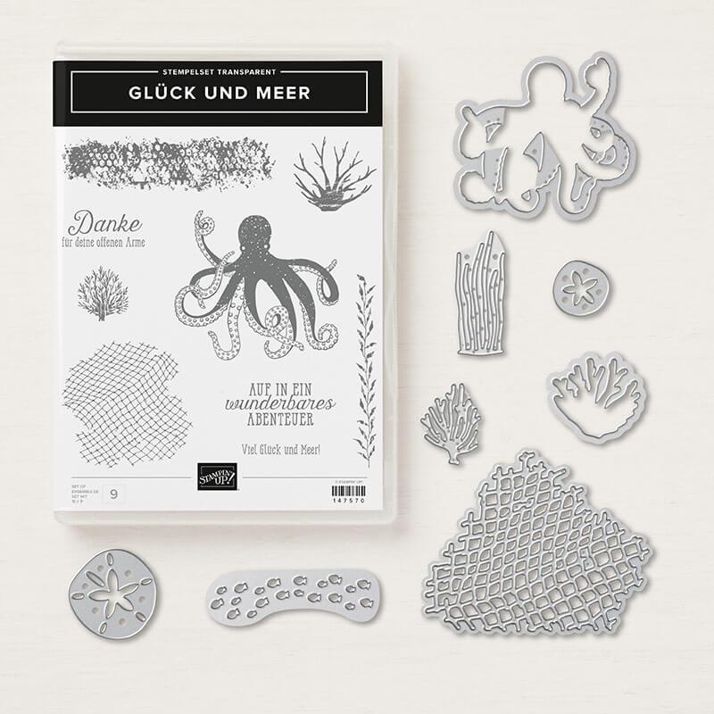 Produktpaket Glück und Meer - 148360