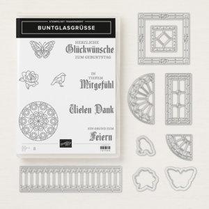Produktpaket Buntglasgrüße - 148364