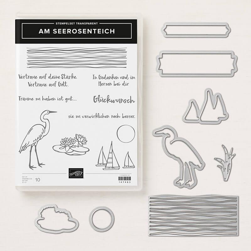 Produktpaket Am Seerosenteich - 148368