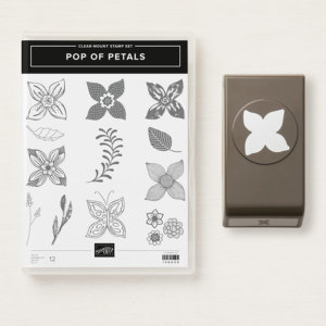Produktpaket Pop of petals - 148385 Gummi