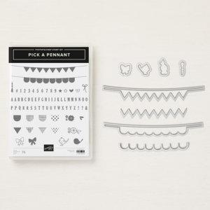 Produktpaket Pick a pennant - 148393