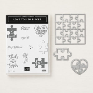 Produktpaket Love you to pieces - 148396 Gummi