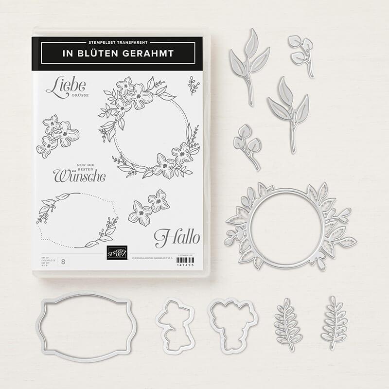 Produktpaket In Blüten gerahmt - 148408