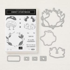 Produktpaket Sweet storybook - 148409