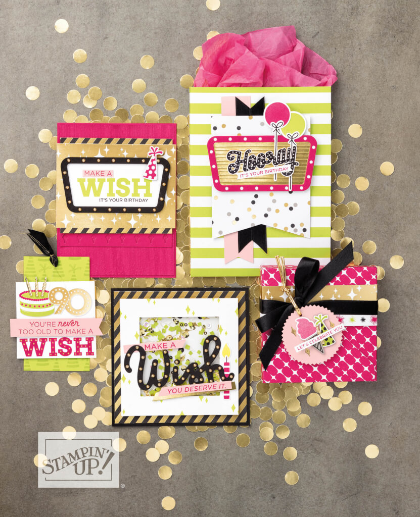 Stampin' Up! Produktreihe Broadway