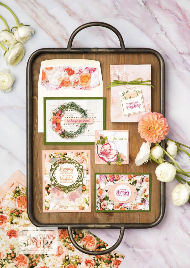 Stampin' Up! Produktreihe Blütentraum