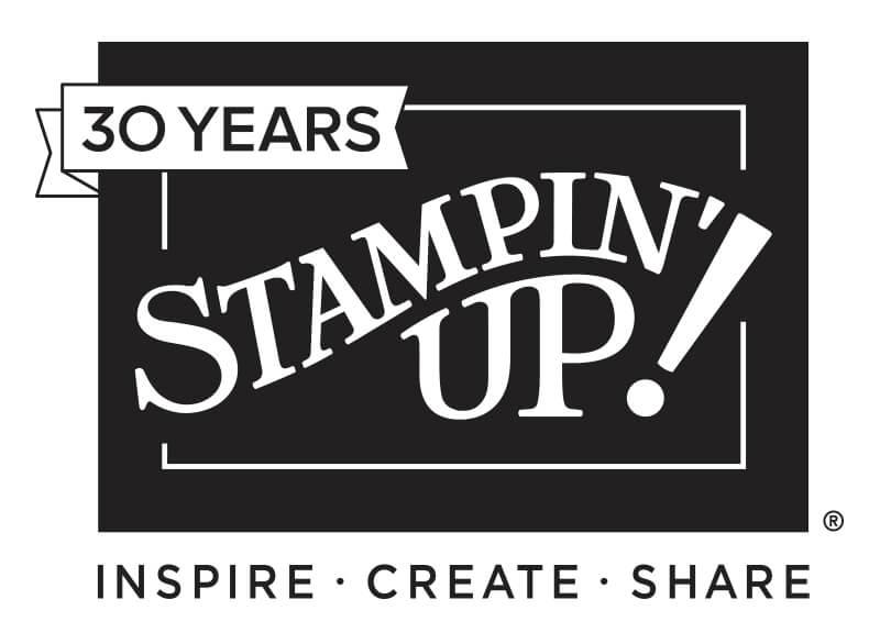 Stampin' Up! 30 Jahre Jubiläum Logo Stampin Up! Blog