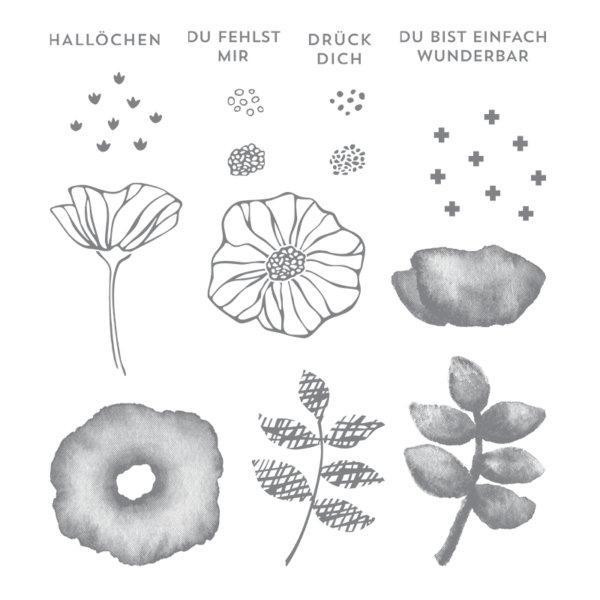 Stempelset Bunt Gemischt - 144512
