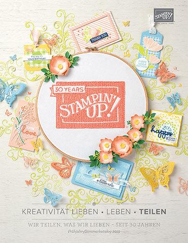 FrühjahrSommerkatalog 2019 Stampin Up