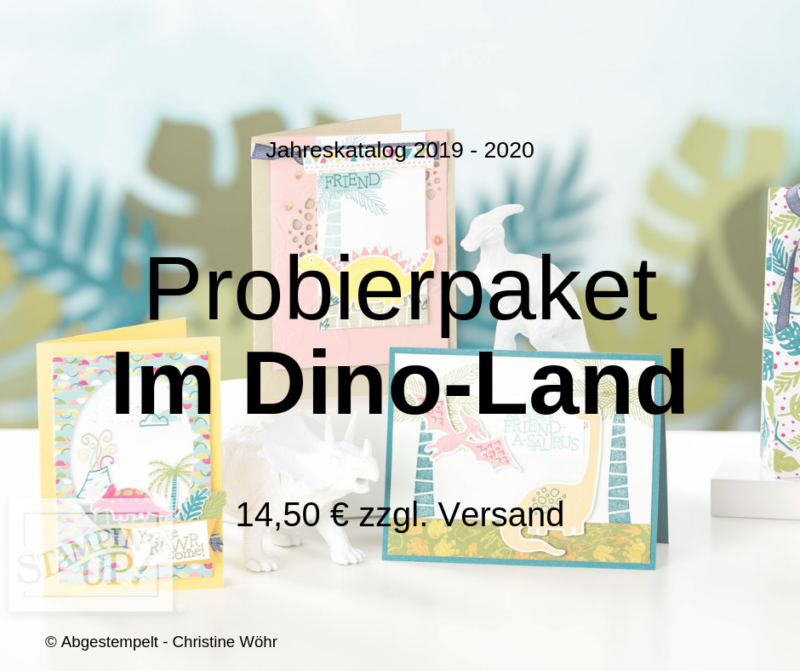 Probierpaket Im Dino-Land