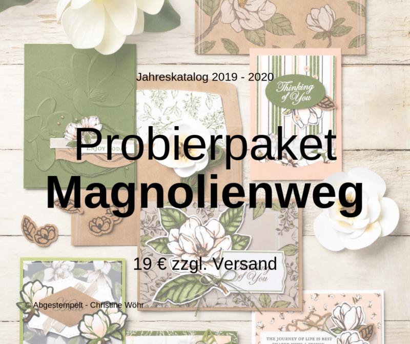Probierpaket Magnolienweg