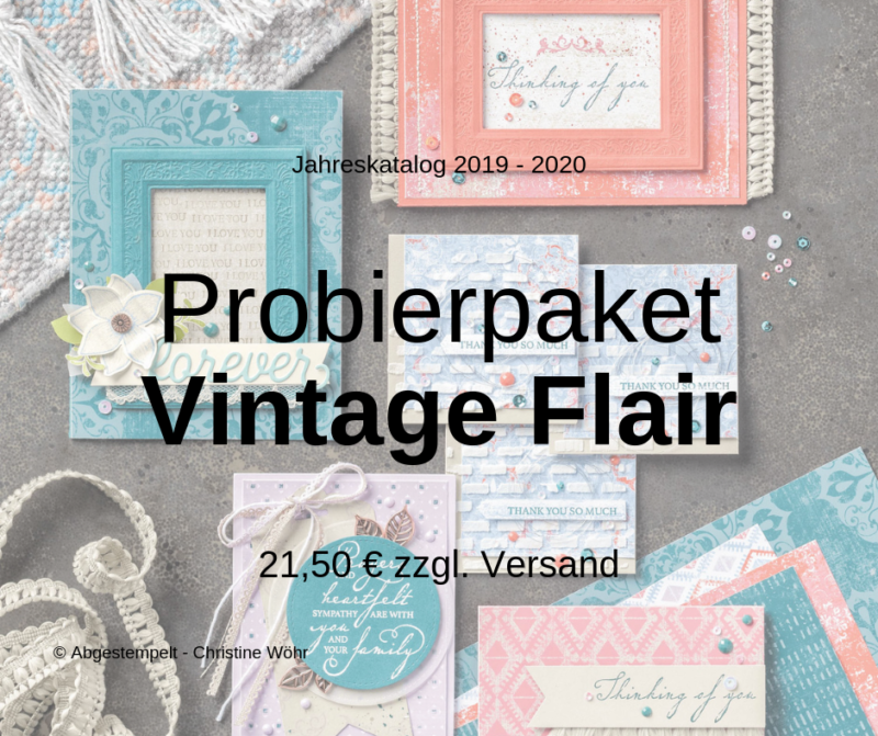 Probierpaket Vintage Flair