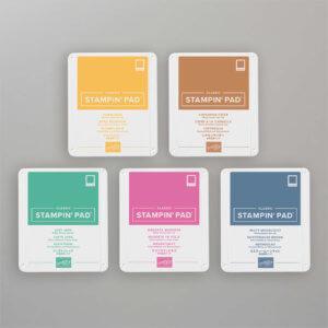 Stampin Up Grundausstattung Tinte In Colors 2020-2022 154957