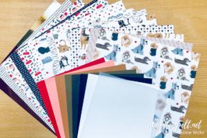 das beste Papier zum Karten Basteln abgestempelt.net