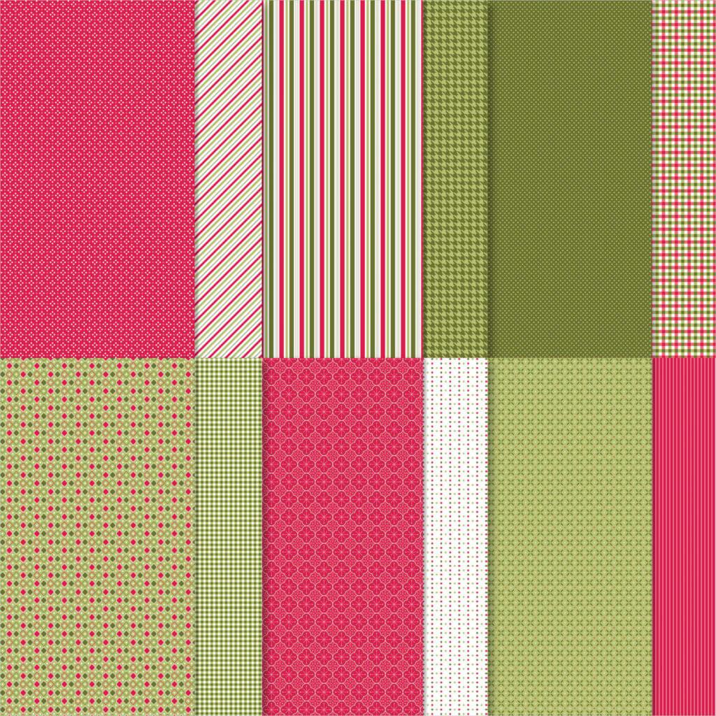 Designerpapier Weihnachten im Herzen - 153492