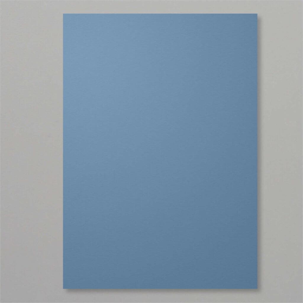 Farbkarton A4 Abendblau - 153086