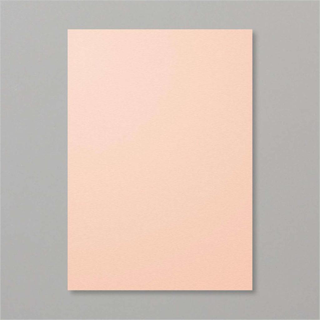 Farbkarton Blütenrosa - 147009