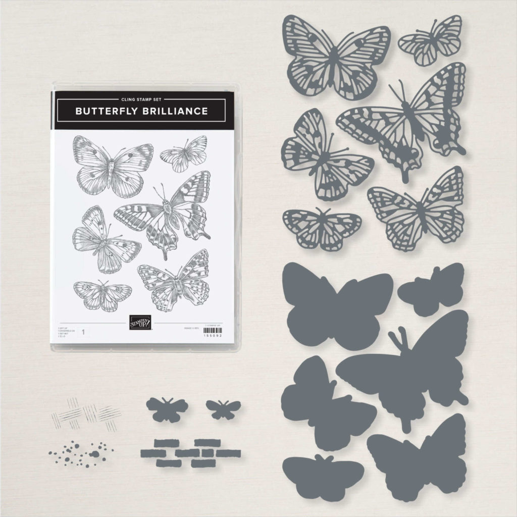 Produktpaket Butterfly Brilliance - 155821