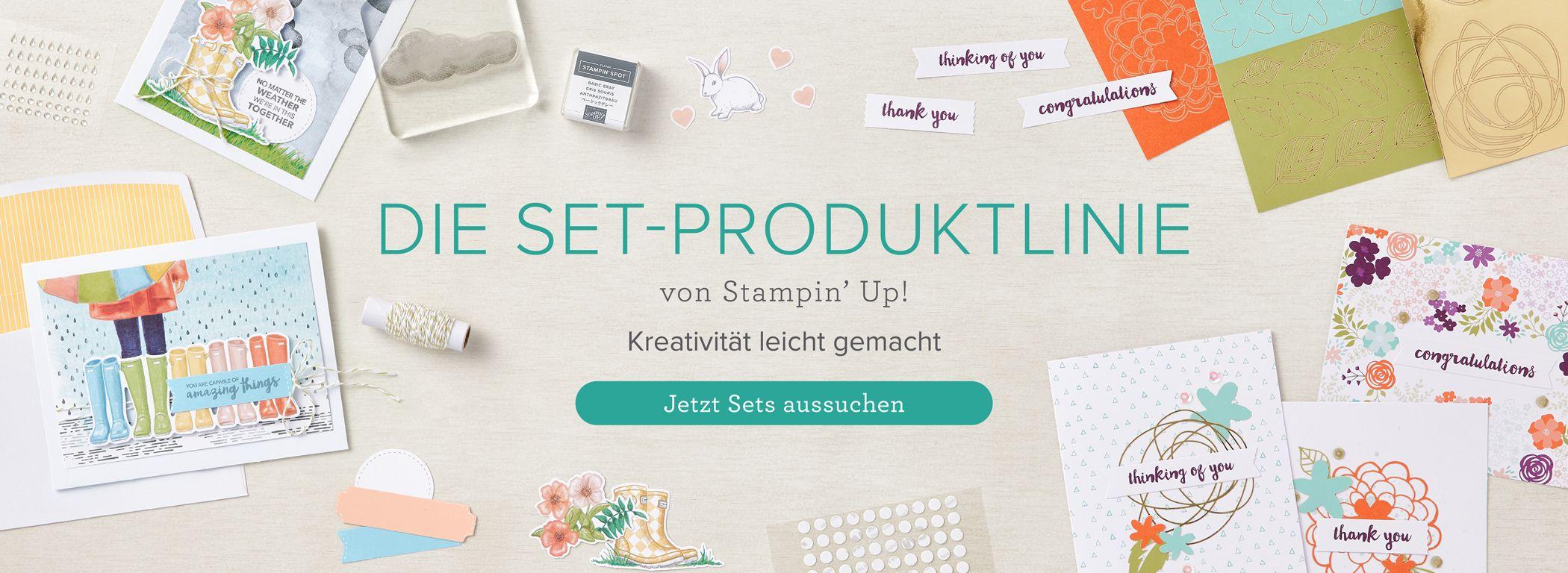 Stampin' Up! Set-Produktlinie
