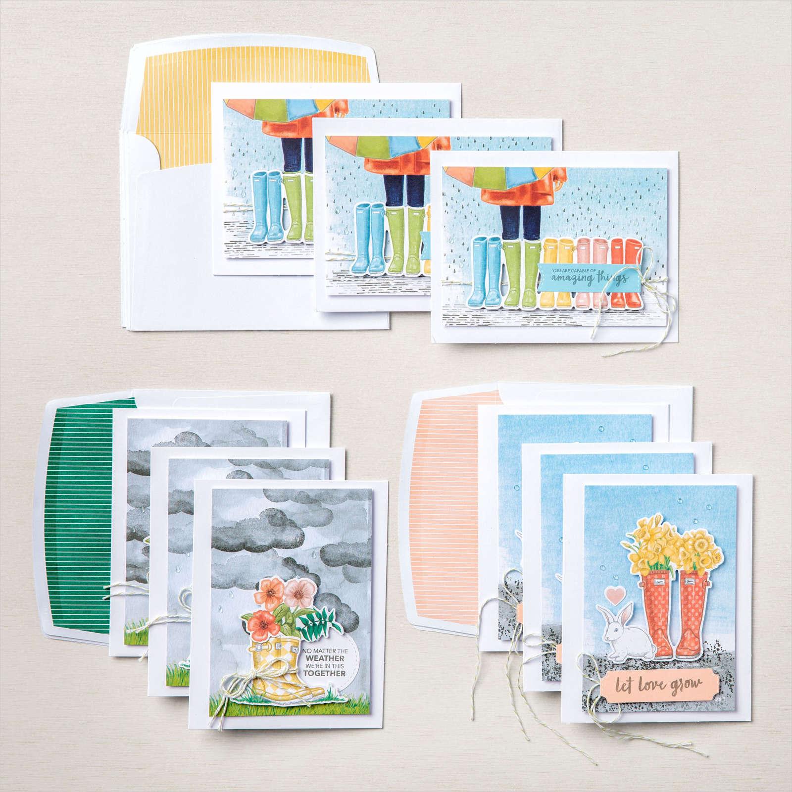 Kartenset Bei jedem Wetter - 156979