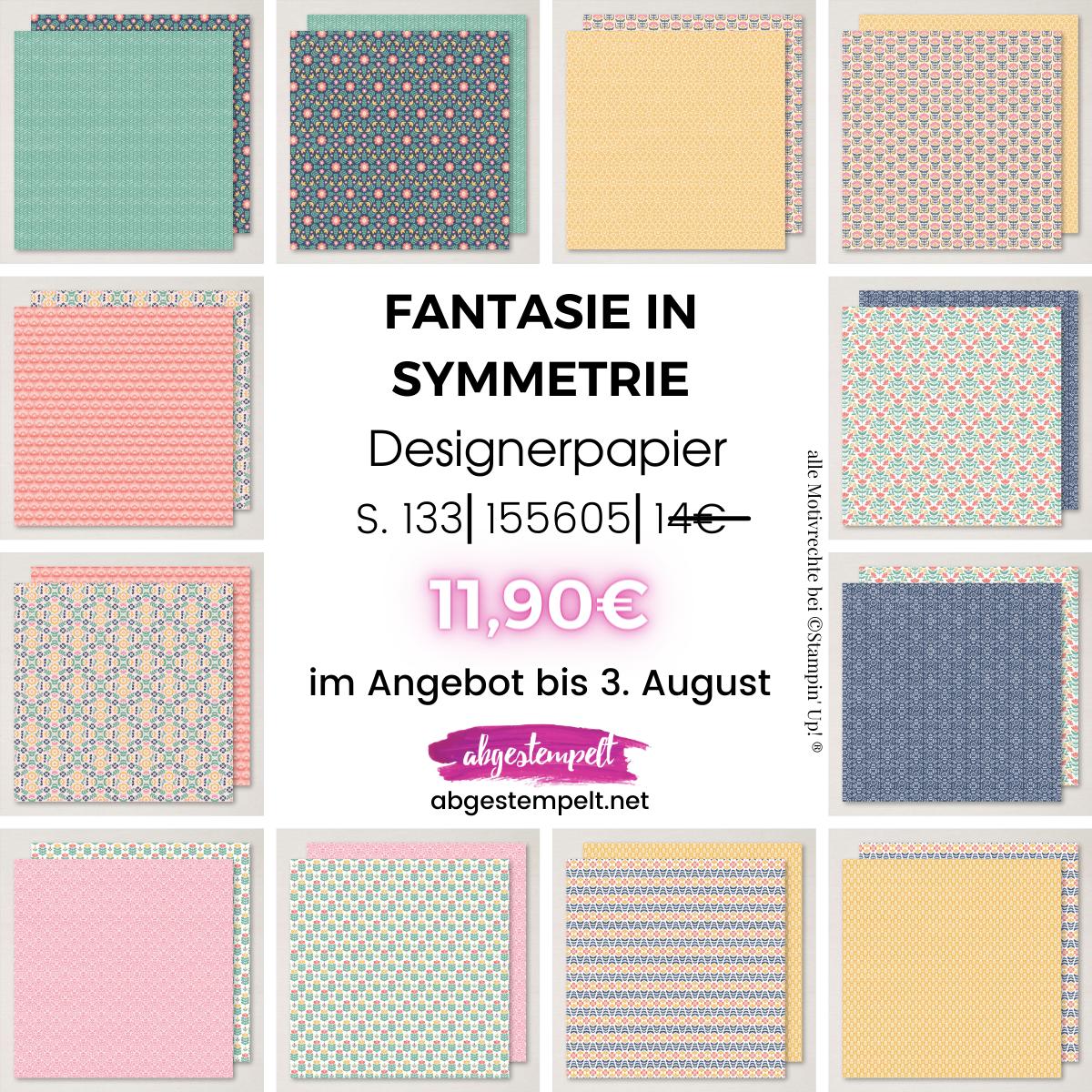 DSP Fantasie in Symmetrie